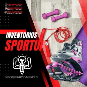 Sporto inventorius